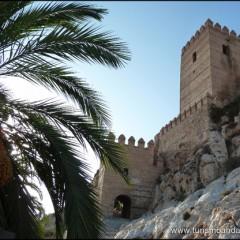 La Alcazaba de Almería. La Gran Ciudadela.