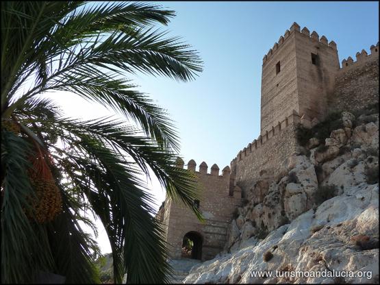 Alcazaba-Almeria