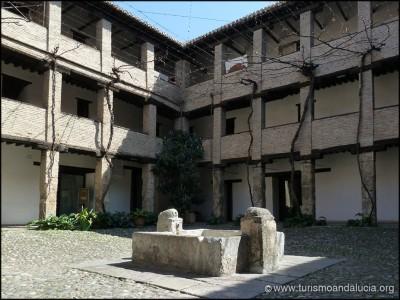 Alhóndiga en Granada