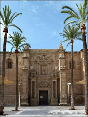 Catedral de la Encarnación en Almería