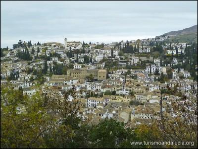El Albaycin Granada