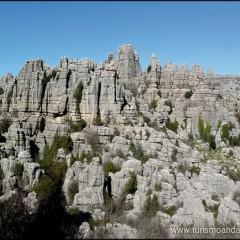 El Torcal. Una ciudad mágica de piedra.