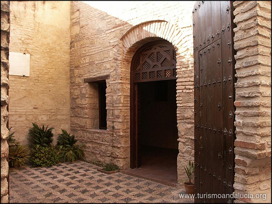 Entrada a la Sinagoga de Córdoba