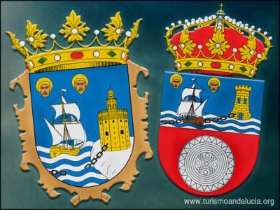 Escudos Santander y Cantabria