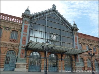 Estación de Tren de Almeria