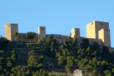 Castillo en Jaén