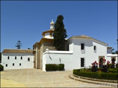 Monasterio de La Rábida en Huelva