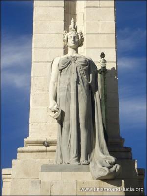 Monumento a la Constitución de 1812 Cádiz