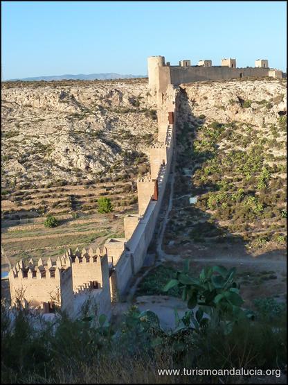 Muralla-de-la-Alcazaba-de-Almeria