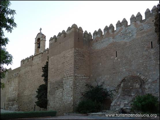 Muralla-en-la-Alcazaba-de-Almeria
