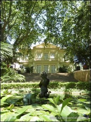 Palacete en el Jardín de La Concepción