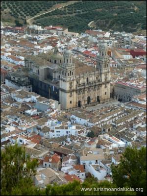 Panoramica de Jaén
