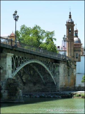Puente de Triana y Mechero