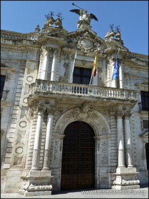 Real Fabrica de Tabacos Sevilla
