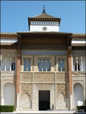 Reales Alcazares en Sevilla