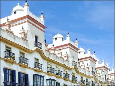 Torres Vigias de Cádiz