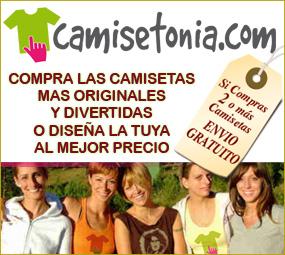 Camisetonia, camisetas online