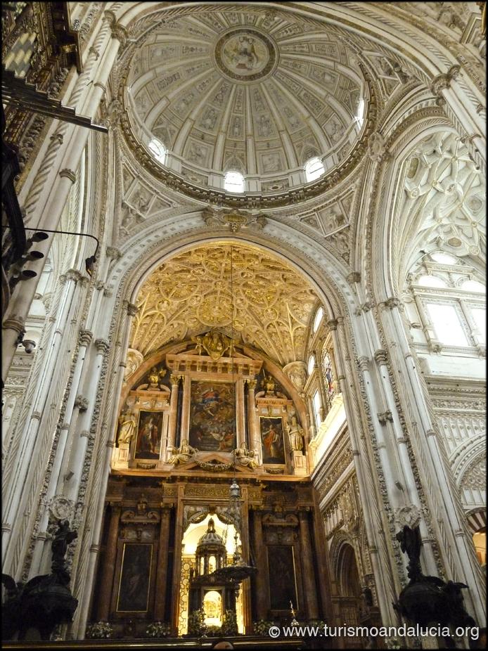 Catedral Cristiana en la Mezquita de Córdoba