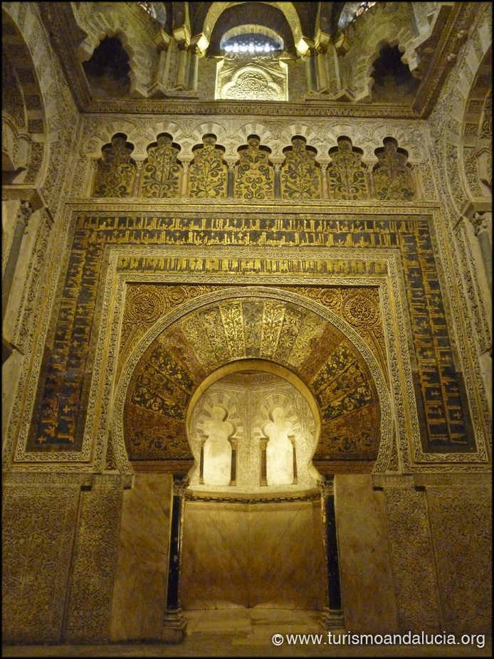 mirhab Mezquita de Cordoba